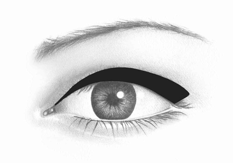contour des yeux x-large