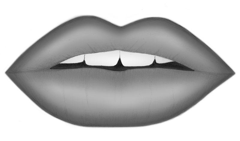 Lèvres 3D
