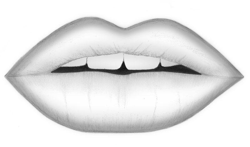 semi-remplissage lèvres