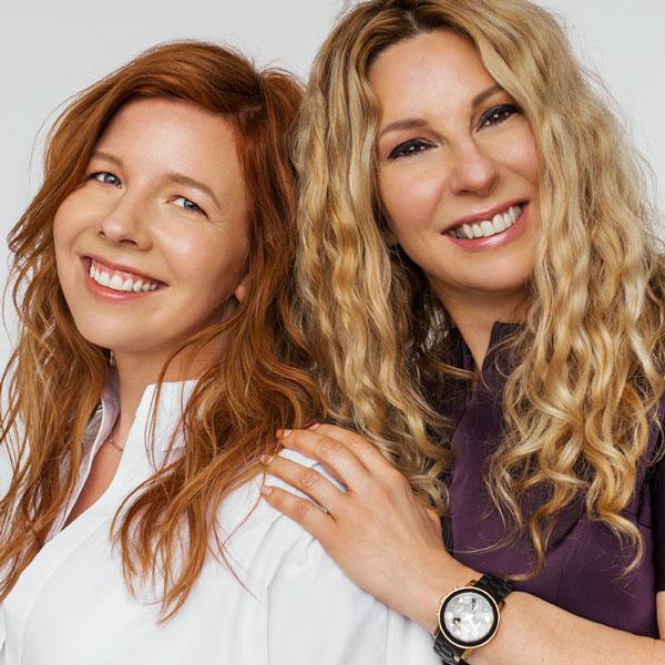 maquillage permanent Josée Lemieux et Caroline Rochon